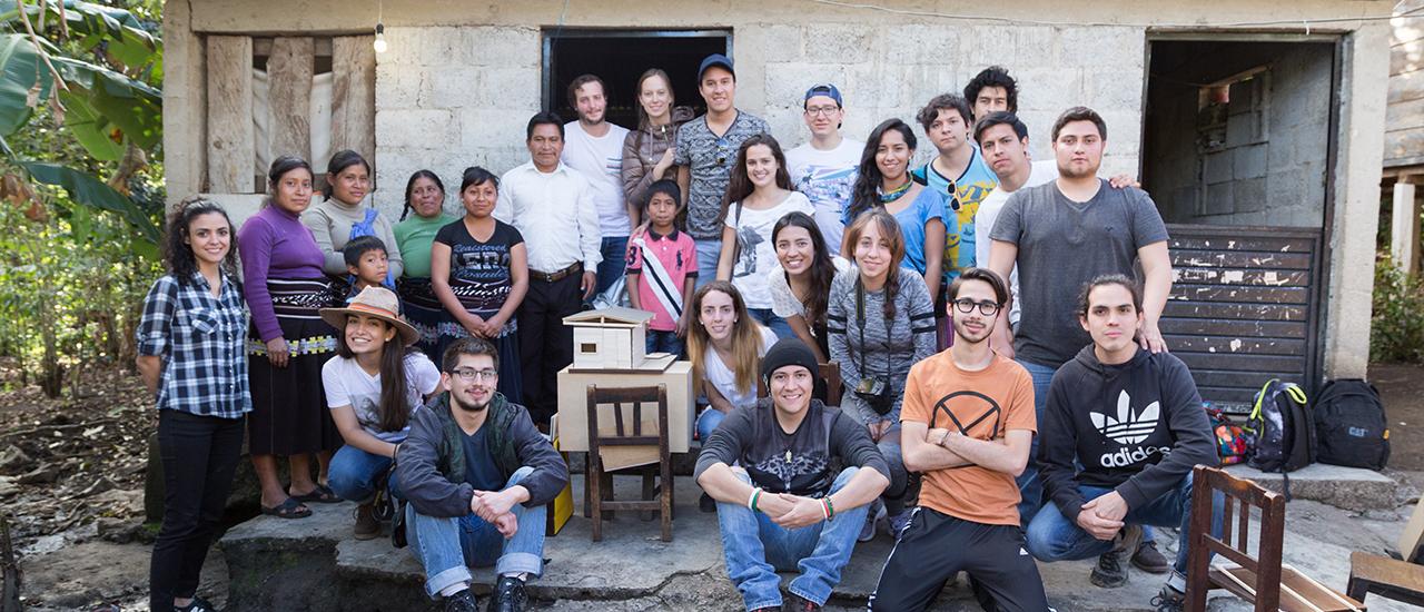 Taller de Proyectos Regenerativos, Kotolté, Chiapas